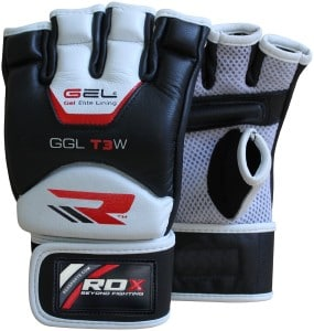 RDX Cow Hide - Best MMA Gloves