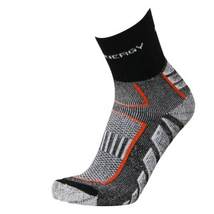 PureAthlete Athletic Sports Socks Running, Cycling and Sports Quarter Length Socks