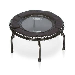 jumpsport 250 mini trampoline slider