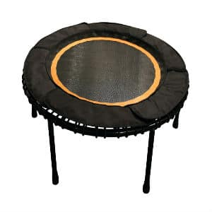 leaps and rebounds trampoline slider