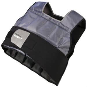 perfect fitness weighted vest slider