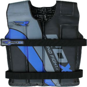 rdx weighted vest slider