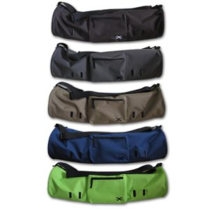 Yoga Addict's Yoga Mat Bag Comes in Many Different Colors.