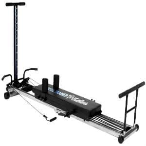 bayou fitness total reformer slider