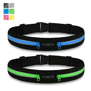 kamor running belt slider