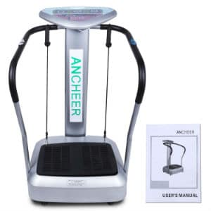 ancheer vibration machine slider