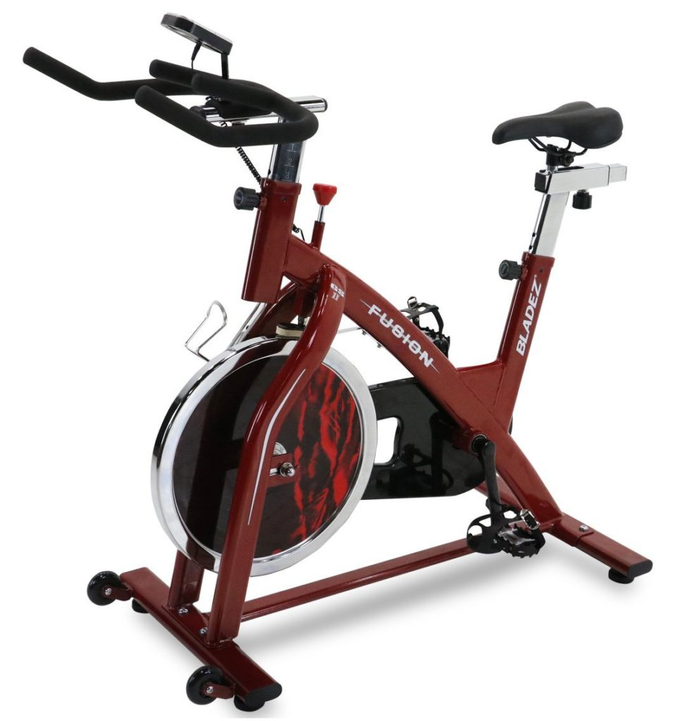 bladez fitness fusion spin bike