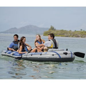intex excursion water