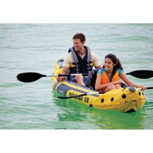 intex explorer 2 water