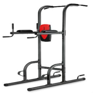 weider power tower slider